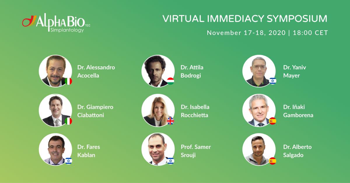 Azonnali Implantálás - The Virtual Immediacy Symposium 2020